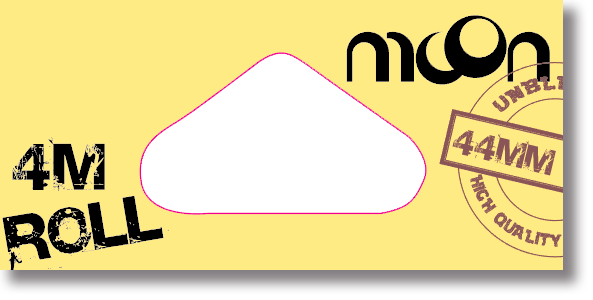 MOON PREMIER NATURAL ROLLS